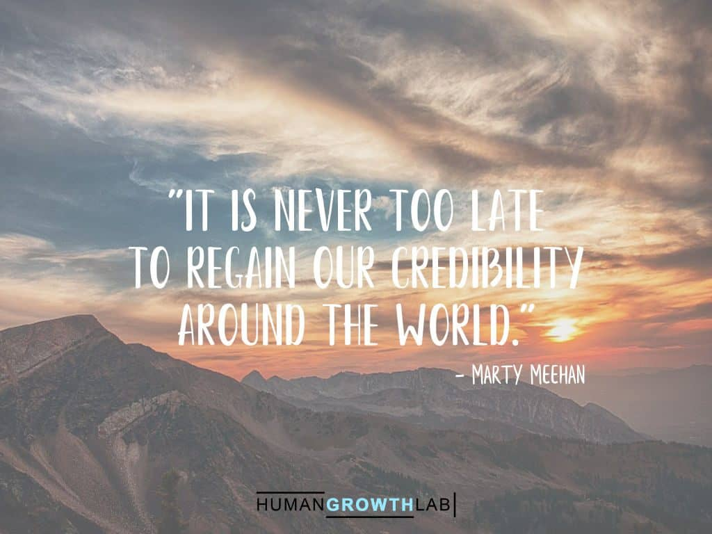 "Marty Meehan quote on it never being too late - ""It is never too late 