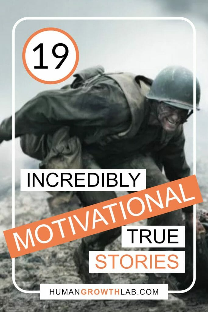Incredibly Motivational True Stories and Inspirational Stories