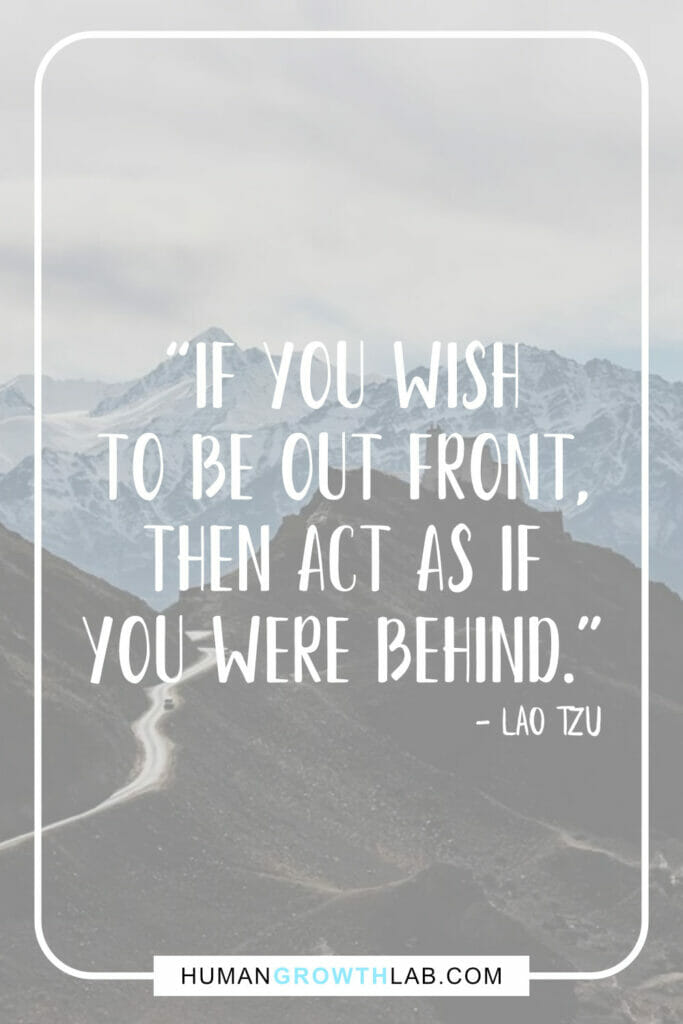 "Lao Tzu self discipline quote - ""If you wish 